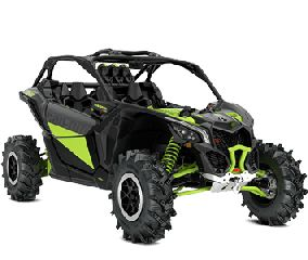 CAN-AM  MAVERICK X MR TURBO RR NEW