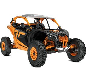 CAN-AM  MAVERICK X RC TURBO RR NEW