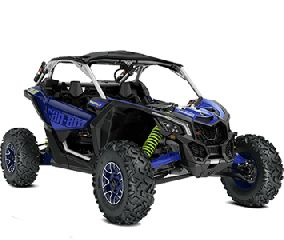 CAN-AM  MAVERICK X RS TURBO RR NEW