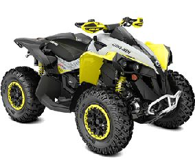 CAN-AM  RENEGADE X XC 650 2020 NEW