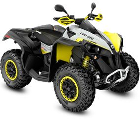 CAN-AM  RENEGADE X XC 650 T 2020 NEW