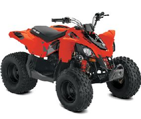 CAN-AM  YOUTH DS 90 2020 NEW