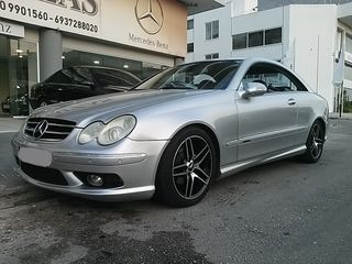 Mercedes-Benz CLK 200 LOOK AMG AVANTGARDE