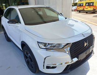DS DS7 DS7 CROSSBACK 1.5 130HP ΕΑΤ8