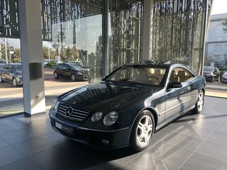 Mercedes-Benz CL 500 FACE LIFT  AUTOMATIC