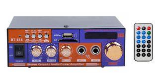 Μπορεί να συνδέσετε ένα ενισχυτή σε ένα ραδιόφωνο απόθεμα