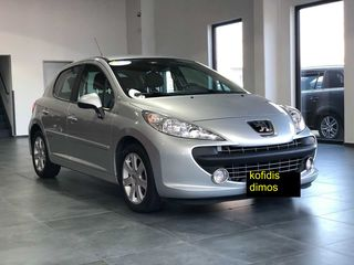 Peugeot 207 luxus packet