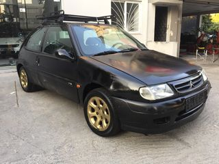 Citroen Saxo VTS 120HP FULL EXTRA