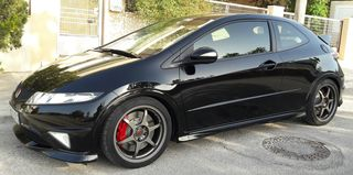 Honda Civic TYPE R PLUS(FN2)