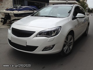 OPEL ASTRA J SPORT GRILLE / ΜΑΣΚΑ ΠΡΟΦΥΛΑΚΤΗΡΑ