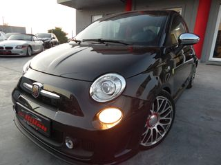 Abarth 500 1,4.TURBO.PANORAMA FULL EXTRA