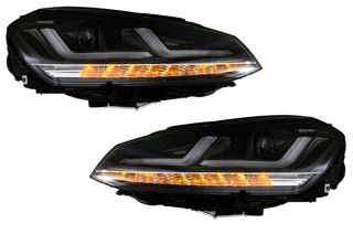 Osram Full LED Headlights LEDriving suitable for VW Golf 7 V...
