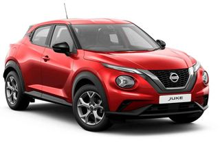 Nissan Juke N-Connecta DCT