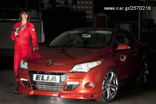 ELIA TUNING BODY KIT ΓΙΑ RENAULT MEGANE III