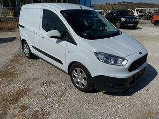 Ford  courier euro 6