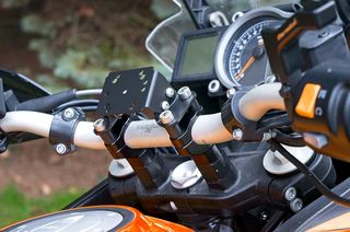 Βάση GPS KTM 1290 Super Adventure