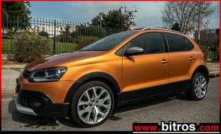 Volkswagen Polo 🇬🇷 CROSS DSG TDI +Book