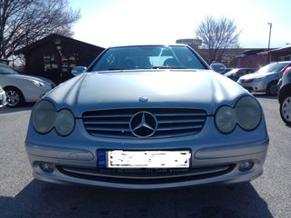 Mercedes-Benz CLK 200 AVANTGARDE