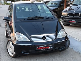 Mercedes-Benz A 160 AUTOMATIC