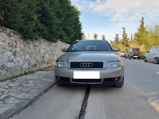 Audi A4 AVANT 1.8 TURBO 163PS