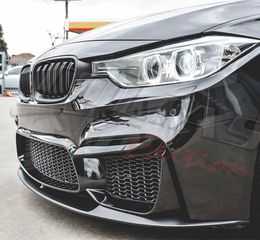 BMW SERIES 3 F30/31/35 look M3 FRONT SPOILER / ΕΜΠΡΟΣ ΣΠΟΙΛΕΡ
