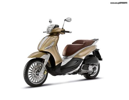 Piaggio Beverly 300i NEW '10 - 0 EUR (Συζητήσιμη)