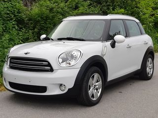 Mini Countryman FACELIFT -NAVI-PANORAMA-XENON
