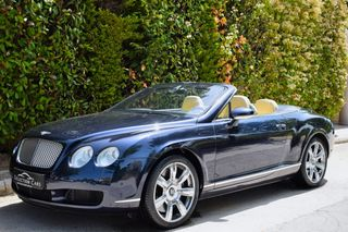 Bentley Continental GTC CABRIO W12