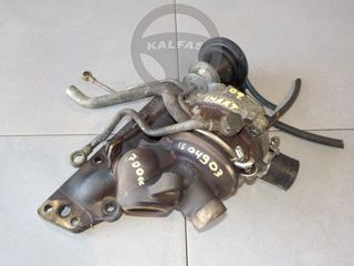 SMART FOR TWO '02 700cc ΤΟΥΡΜΠΙΝΑ GT12 727211-1ZD