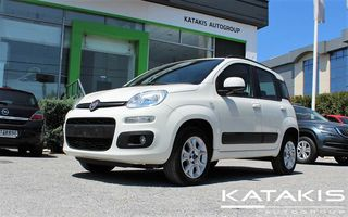 Fiat Panda 86Hp TWIN AIR CNG Katakis.gr