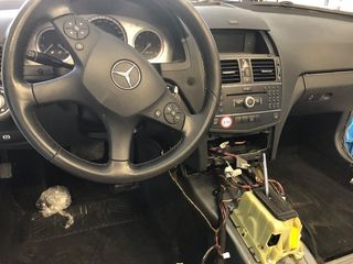 MERCEDES-BENZ NAVIGATION SYSTEM ΚΟΜΠΛΕ ΑΠΟ C-CLASS W-204,200...
