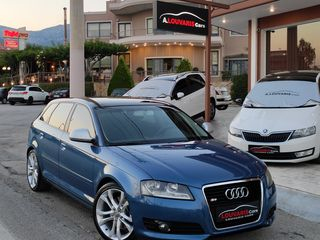 Audi A3 LOOK S3 FACELIFT 200 HP