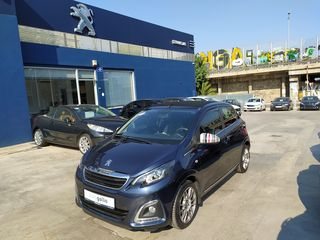 Peugeot 108 1,0 68 HP ACTIVE TOP