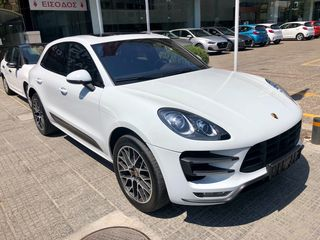 Porsche Macan TURBO PANORAMA 400hp