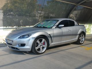 Mazda RX-8 ΜΕ ΔΟΣΕΙΣ ΧΩΡΊΣ ΤΡΆΠΕΖΑ COSMO
