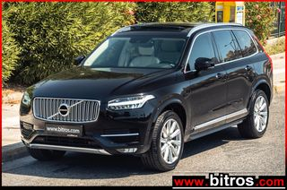Volvo XC 90 🇬🇷 INSCRIPTION D5+ΟΡΟΦΗ+BOOK