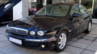 Jaguar X-Type 2.5 AWD  Executive Automatic