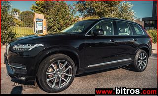 Volvo XC 90 🇬🇷 INSCRIPTION D5 AWD +BOOK