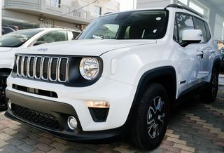 Jeep Renegade LONGTITUDE 1.3 150hp