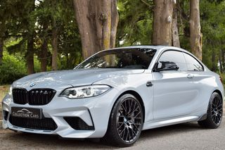 Bmw M2 COMPETITION-AKRAPOVIC-CARBON