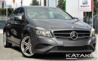 Mercedes-Benz A 180 1.6 BLUE EFFICIENCY 122Hp NAVI