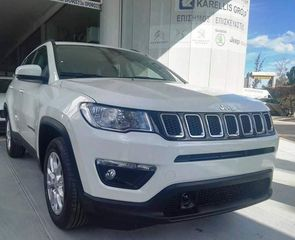 Jeep Compass COMPASS LONGITUDE 1.3 130HP