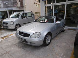 Mercedes-Benz SLK 200 AUTO LEATHER 180000 ΧΛΜ ORIGIN