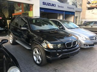 Bmw X5 LOOK 4.6is