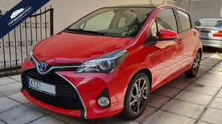 Toyota Yaris 1.5 Hybrid Black&Red Angel 5d