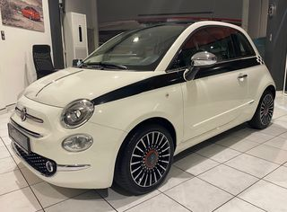 Fiat 500 LOUNGE FACELIFT PANORAMA PARKT