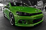 vw scirocco  body kit ABT REPLIKA