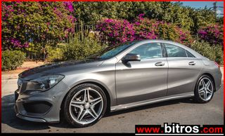 Mercedes-Benz CLA 200 🇬🇷 AMG PACK ΑΥΤΟΜΑΤΟ