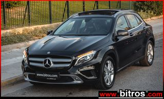 Mercedes-Benz GLA 250 🇬🇷 D 4MATIC AUTO+ΟΡΟΦΗ+ΔΕΡΜΑ