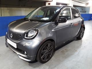 Smart ForFour Turbo Brabus Pack F1